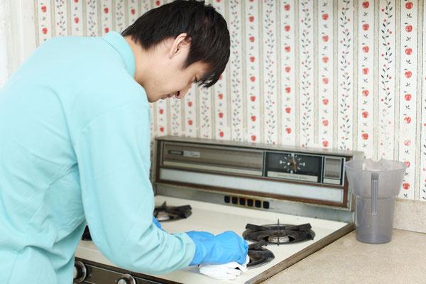 ハウスクリーニング事業「HOUSE CLEAN LABO」