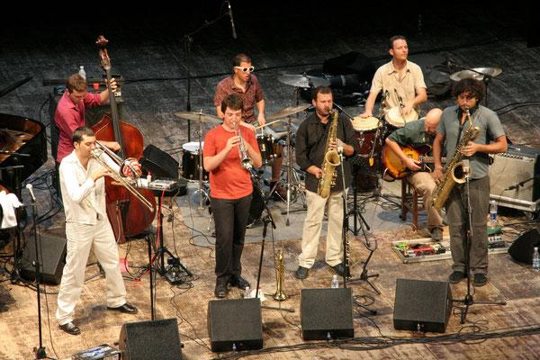 Cosmic Band