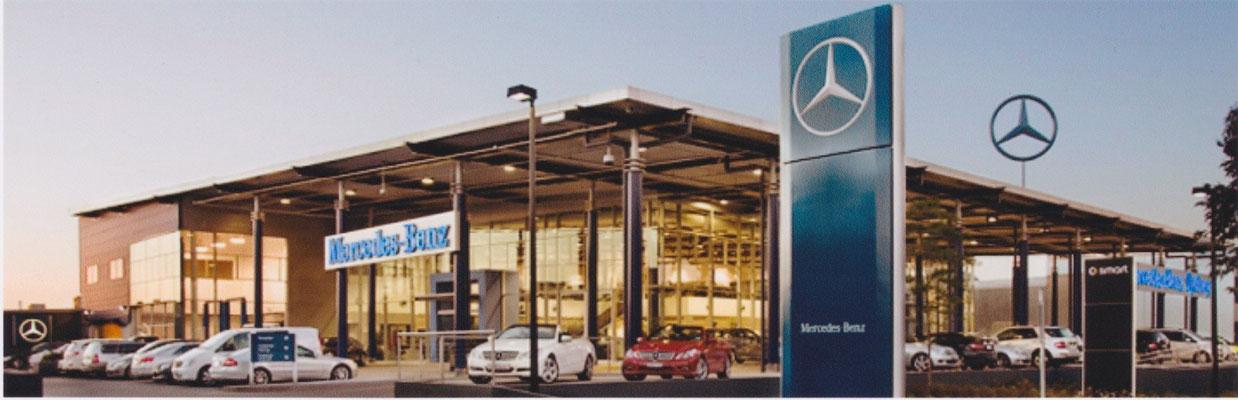 Werksbesichtigung Mercedes Bremen