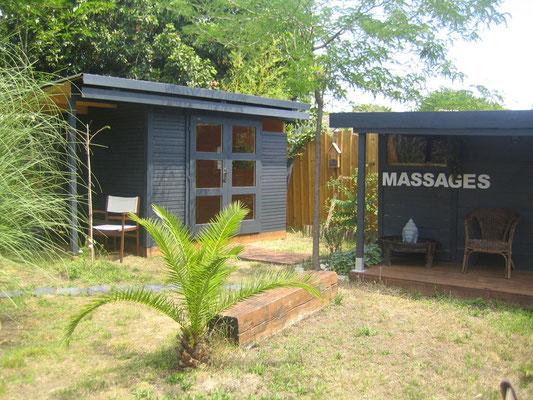 Nouveau petit bungalow pour le Shiatsu