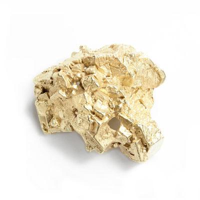 Fluorite Brooch