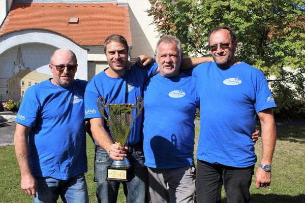 2. Platz: USC Grafenschlag