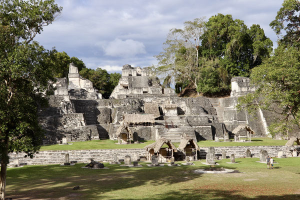 Here the northern Acropolis looking from the south side