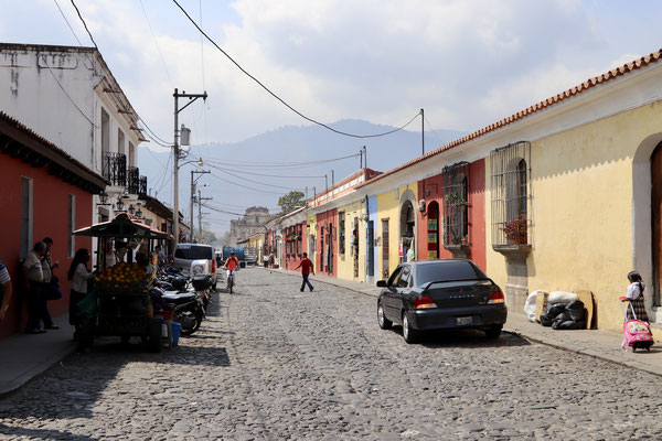 ..known for its Spanish colonial buildings.