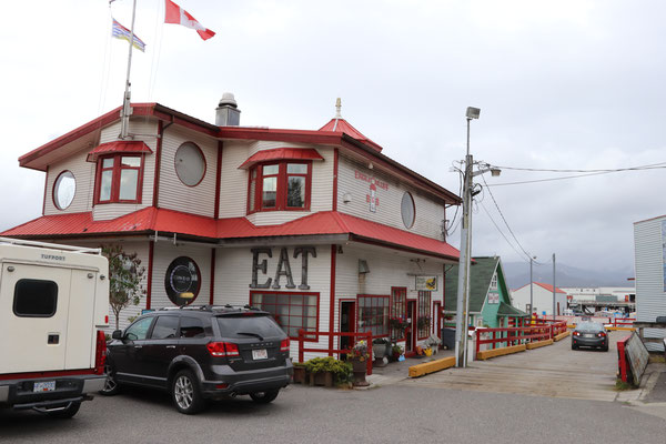 Water Front Prince Rupert