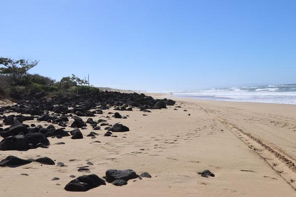 ...a twelve mile Beach on the west coast