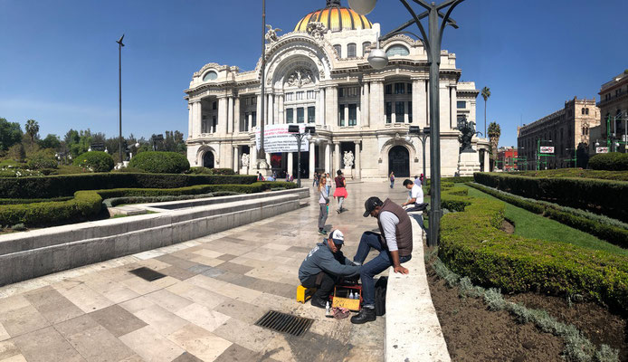 Art Museum in Mexico City