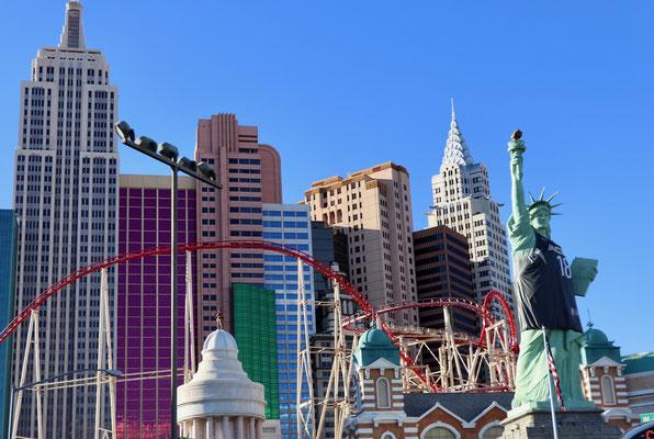State of Liberty in Vegas