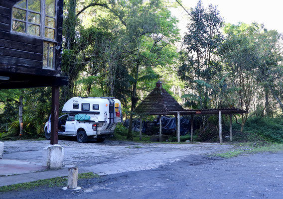 Coban did not have very many nice places to stay and the ones we wanted just didn't seem to exist - so we decided to go the central park which was pricy but alt least safe