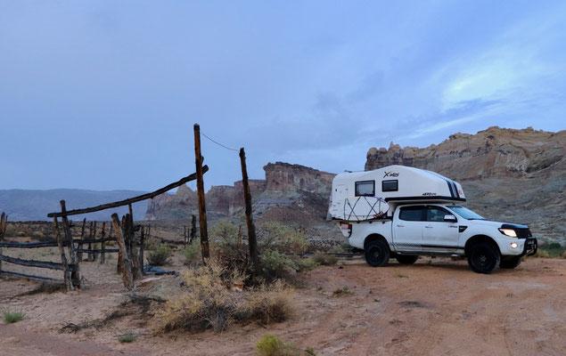 Overnight Grand Canyon