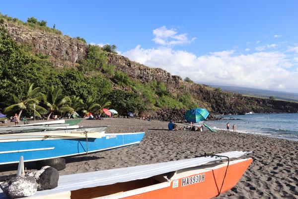 Ho'okena Beach