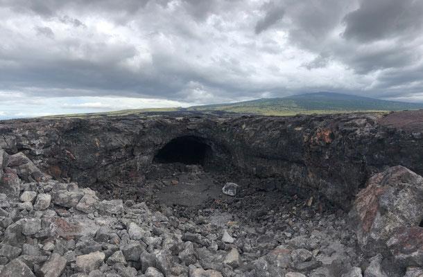 Lava Höle