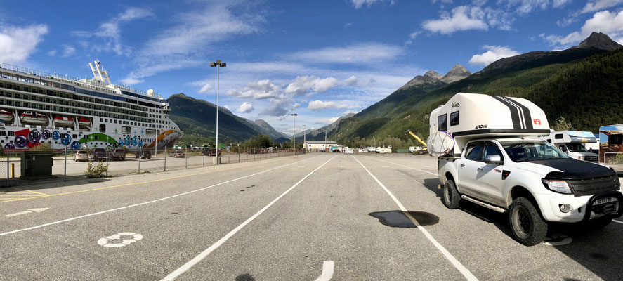 a last look back before we leave for Prince Rupert