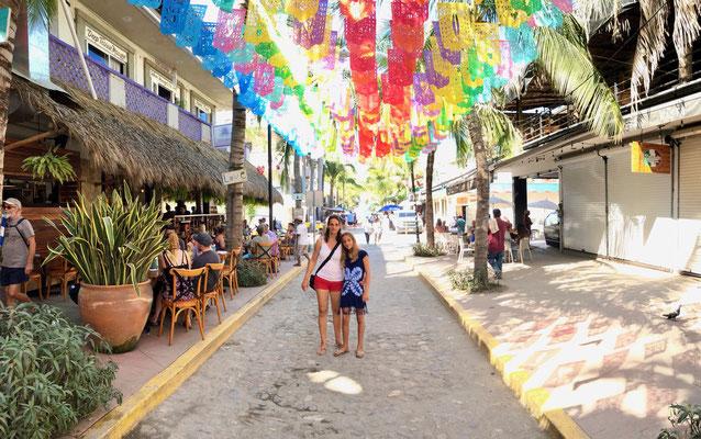 Colourful Streets of Sayulita