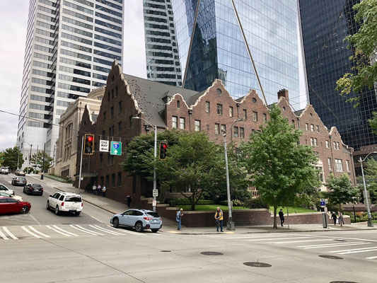 Old and New in Seattle
