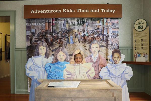 """Kids """"Gold Rush"""" Museum"""
