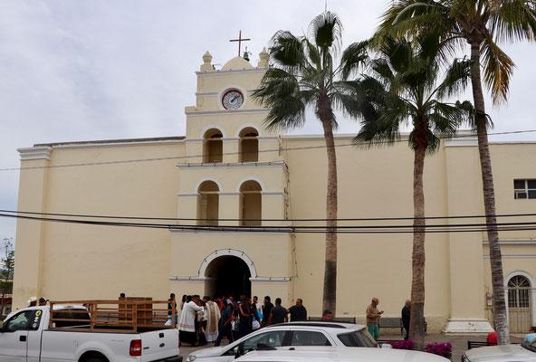 Church of Todos Santos