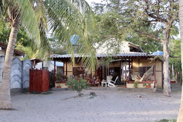 Los Cocos Hostel on Popoyo Beach