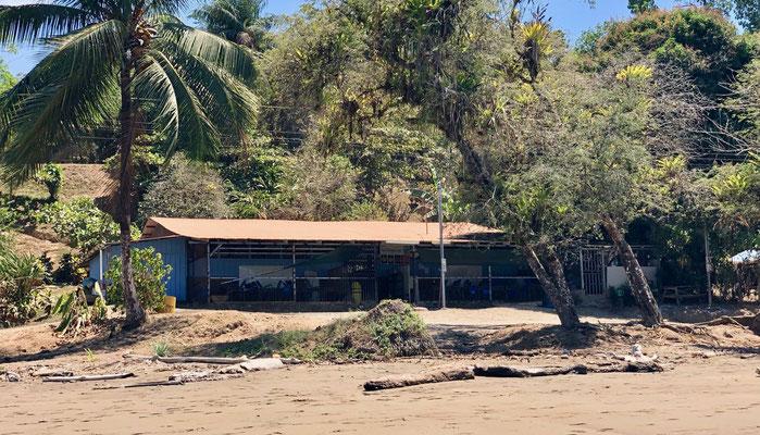 Local School right on the beach