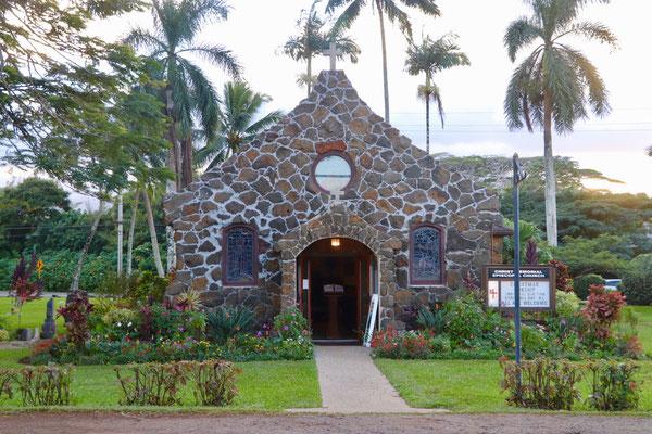 One of many church's in Kauai