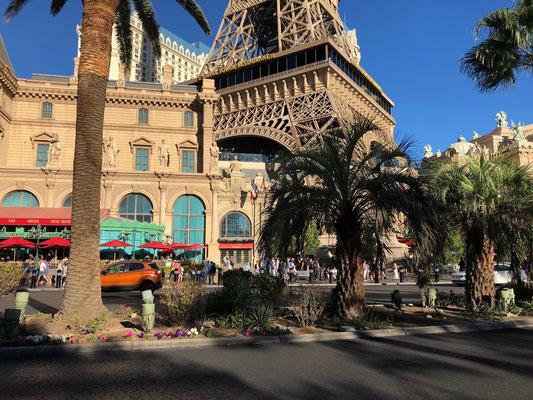 Eiffel Tower in Vegas