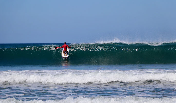 Time for my session in the waves..