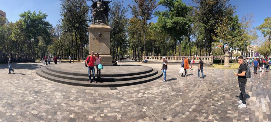 Alameda Central Park