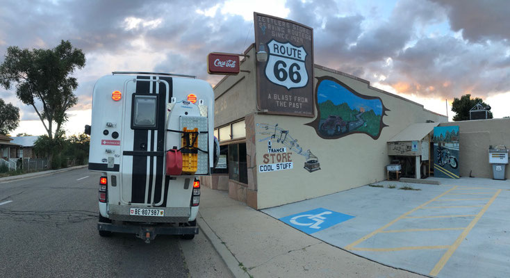 The all famous Route 66