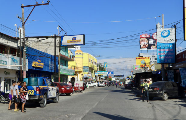 Town of Flores
