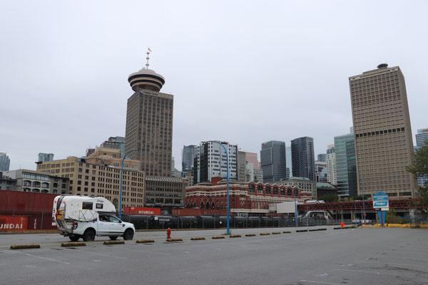 Vancouver by Regen