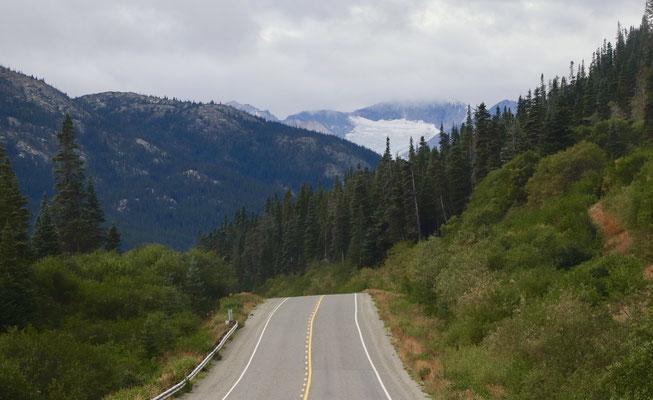 Highway to the Glacier