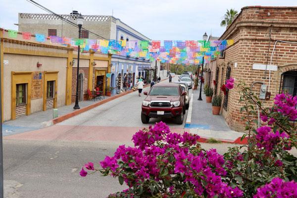 Streets of Todos Santos
