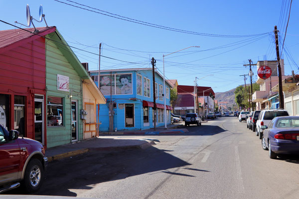 Streets of San Rosalito