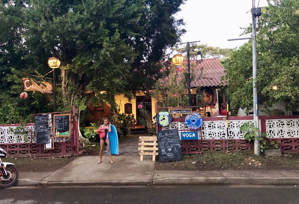 We stayed in Caracolito Hostel...