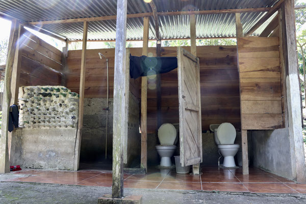 ..simple toilets which is not always self evident..