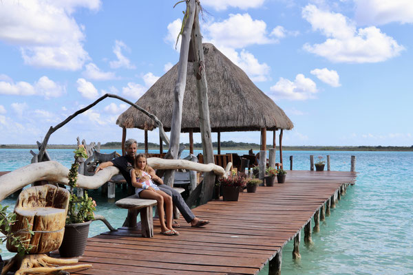 ..beautifully set up with a jetty and a restaurant..