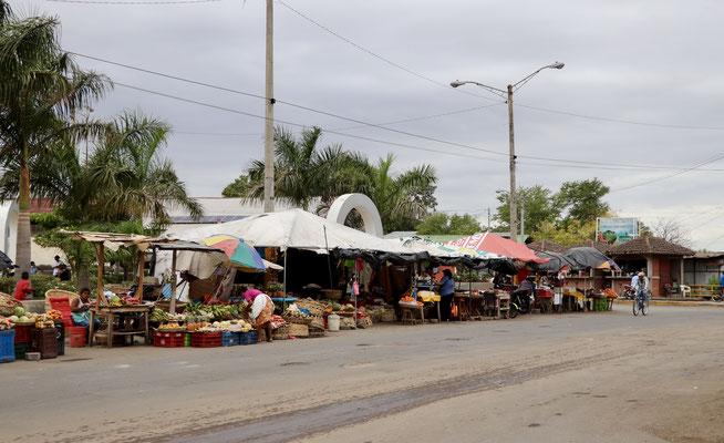 ...back into the real Nicaragua countryside