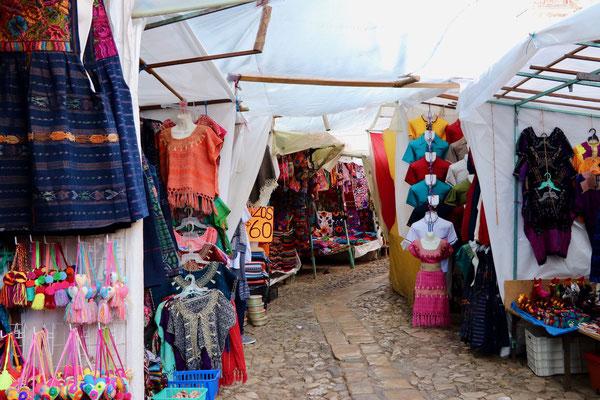 ..Market in San Cristobal