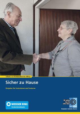 Ratgeber für Seniorinnen und Senioren