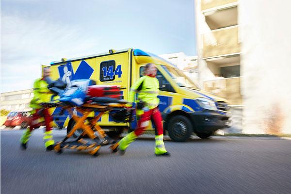 Rettungsdienst Spital Bülach