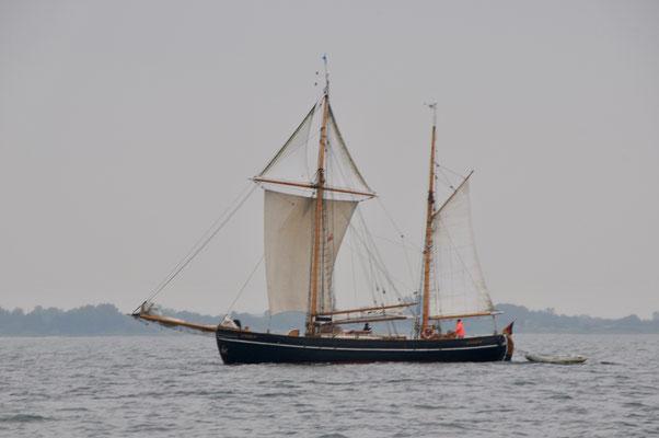 Begegnung in der Flensburger Bucht