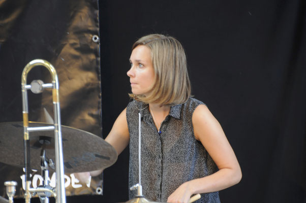 Sisters of Jazz- Cornelia Nilsson (Drums)