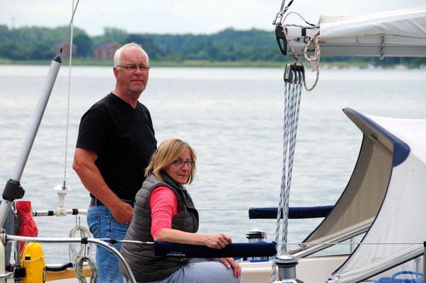 Hans- Herrmann und Karin