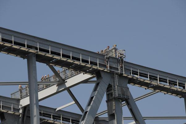 Bridge Walking - ein luftiges Vergnügen