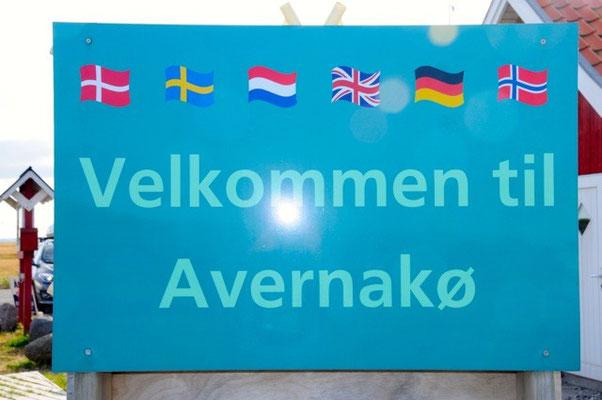 Willkommen auf Avernakø