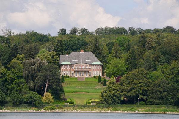 Hochherrschaftliches Anwesen in Apenrade