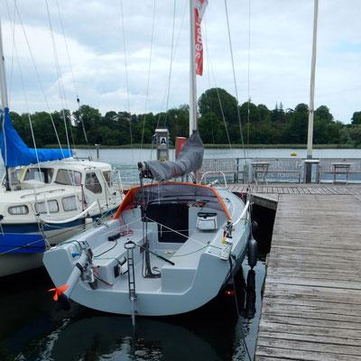 Bente 24 von Digger Hamburg