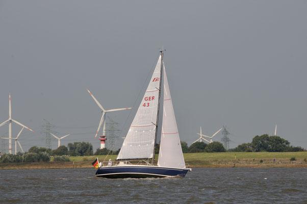 """Greif"", ""Windspiels"" Schwesterschiff"