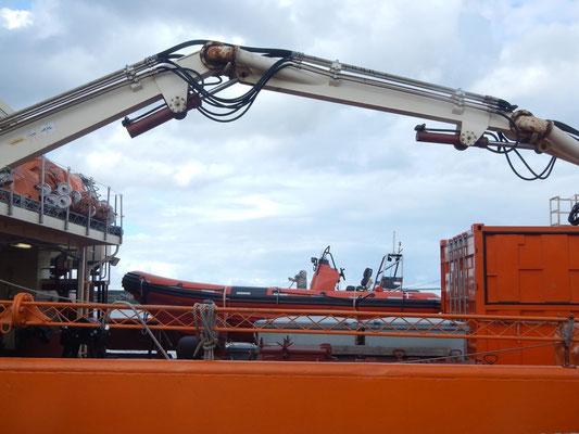 """Gunnar Thorson"" Polution Control Vessel"