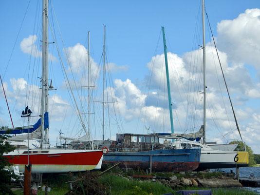 Werft Balticat- Gebrauchtboote